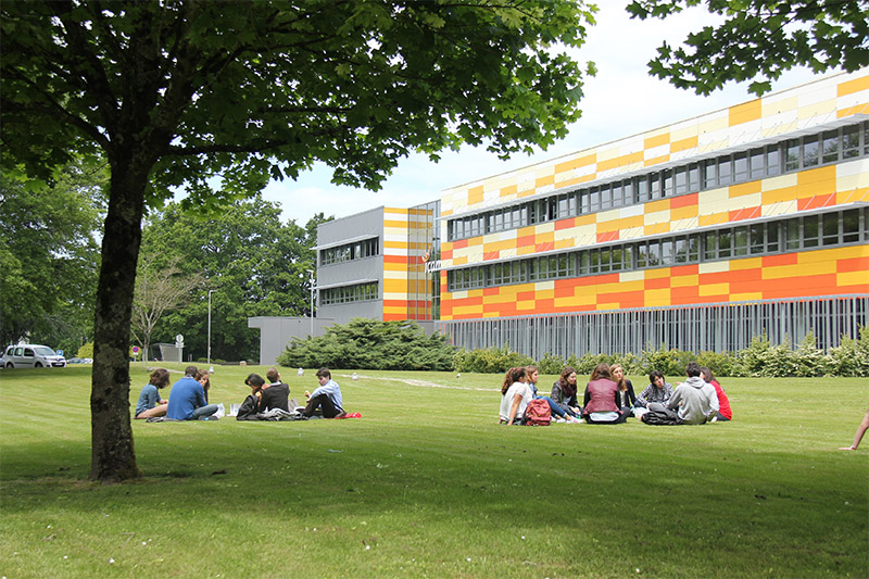 Campus Nantes ISEN école d 'ingénieurs