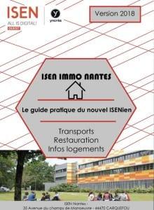 ISEN Logement étudiant Nantes