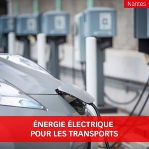 Energie électrique pour les transports