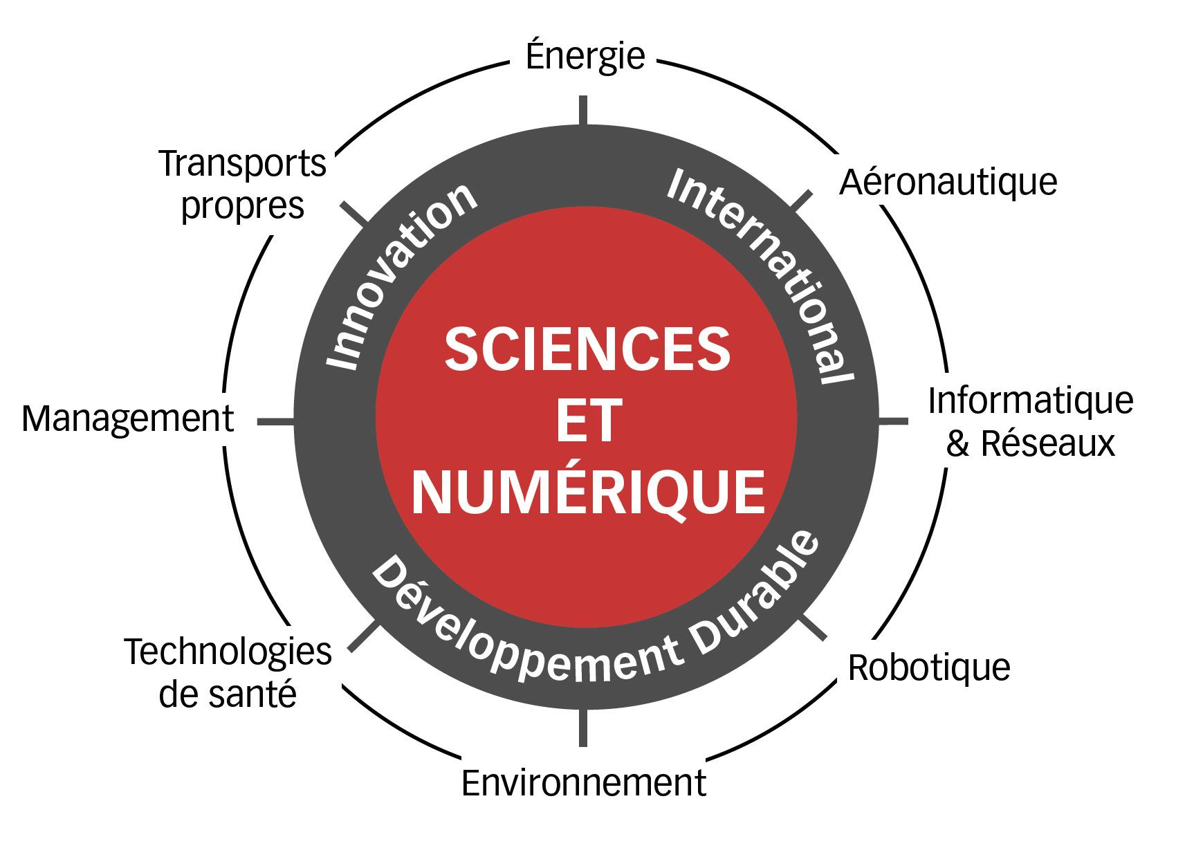 Sciences et Numérique