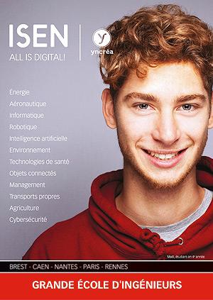 couverture brochure isen ouest