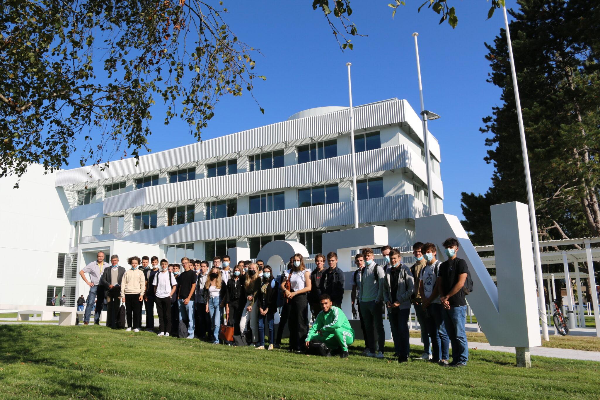 Rentrée en école d'ingénieurs à Nantes 2021